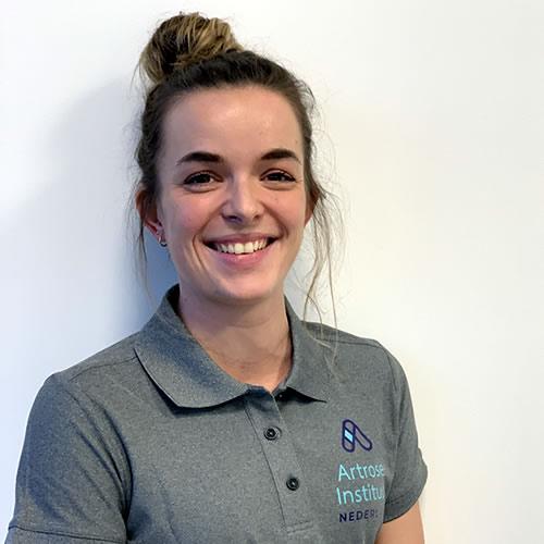 Mariëlle Kingma  fysiotherapeut / lifestyle coach